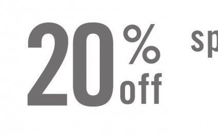 20% off Select Spring Dresses