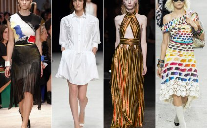 5 Stunning Paris Fashion Week