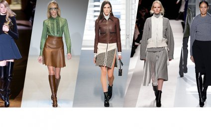 Cold-Weather Dressing - Skirts