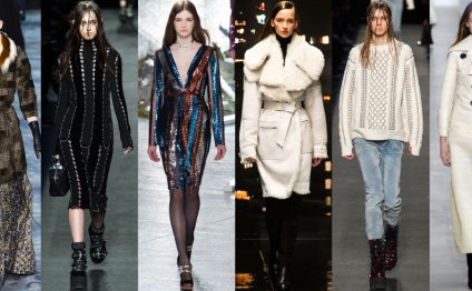 Fall 2015 Fashion Trends from
