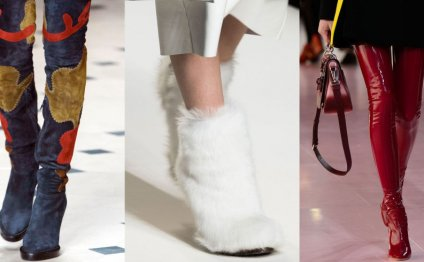 Fall 2015 Shoe Trends On the
