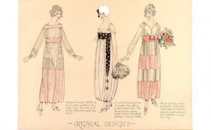 1) Florrie Westwood, fashion