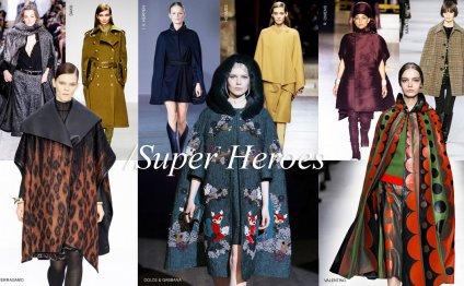 Fashion Trends 2015 Winter: