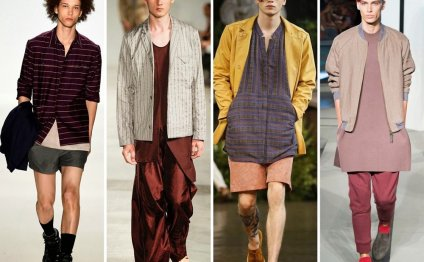 New Men Fashion Trends 2015