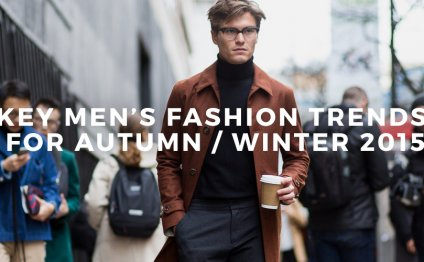 Key Men s Fashion Trends for