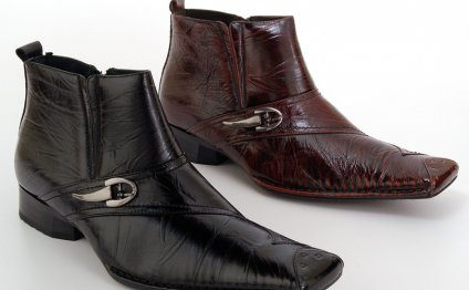Mens Fashion Dress Boots