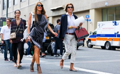 The Best Street Style From New