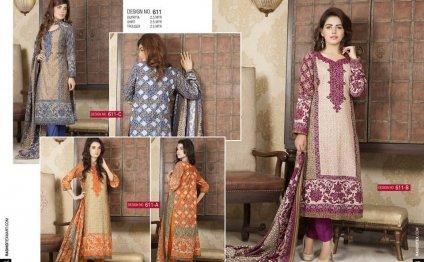 Rashid Textile Tulip Suiting
