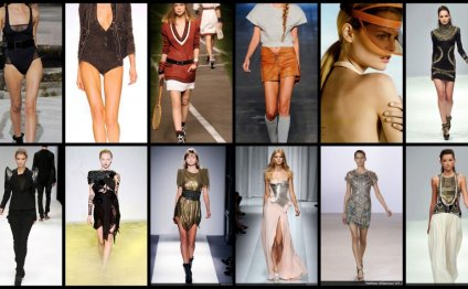 Spring 2010 Plus Size Fashion
