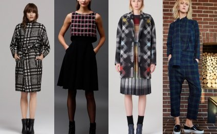 Tartan & Checks Trend: How To
