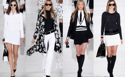 High End Black and White