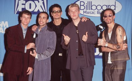 The Backstreet Boys were the