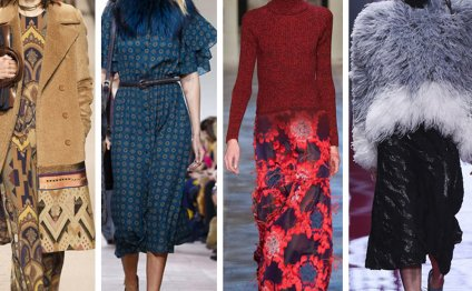 The Key Fashion Trends: Autumn