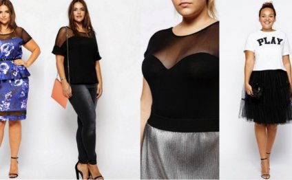 The layering of mesh or sheer