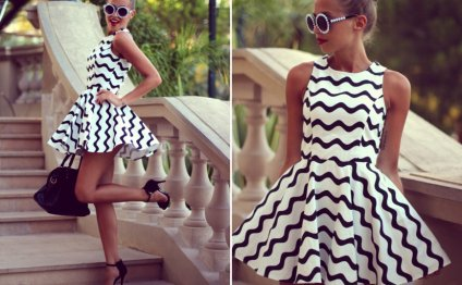 The Stripe Dress – think of it