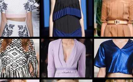 The Top 14 Trends From Spring