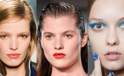 The Top Hair and Makeup Trends