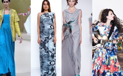 Maxi Dresses For Spring-Summer