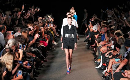 Fashion month is in full swing
