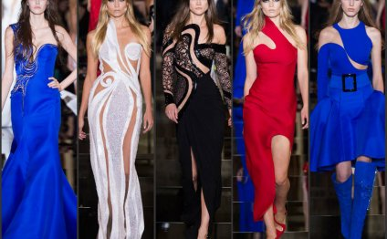 Versace New Spring Dresses