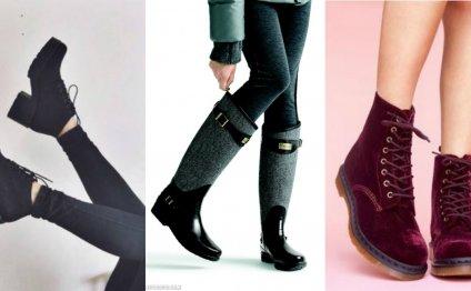 Perfect winter fashions