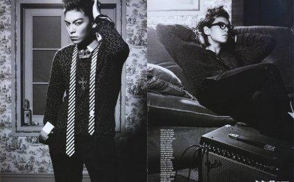 [YG Artist] T.O.P in Elle