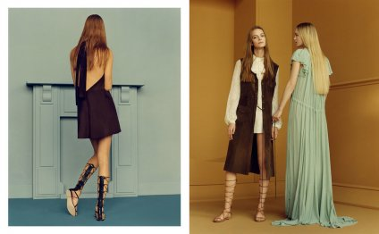 Zara Spring Lookbook 2015