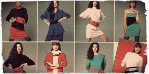 1980s Women & women Fashion