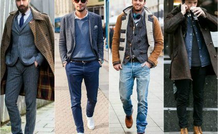 Winter Fashion Trends for Men