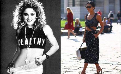 80s fashion trends for women