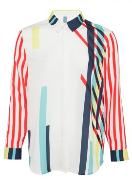 ASOS clothing in brilliant stripe, £36, out today