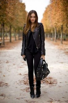 sweet autumn style outfits for 2015 : In order to be irreplaceable one must always be different.