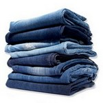 various jeans types, Jeans language