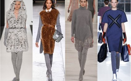 Fall 2014-2015 Fashion trends