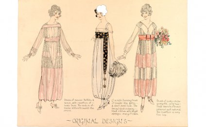 20th century fashion trends