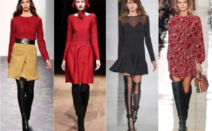 Fashion trends for Winter 2015