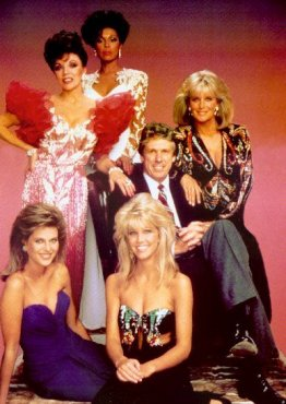 Influence of Television Soap Series 'Dynasty' and 'Dallas'