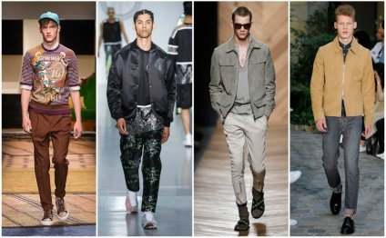 Trends Mens fashion