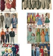 Youngsters Clothing Through The Decades