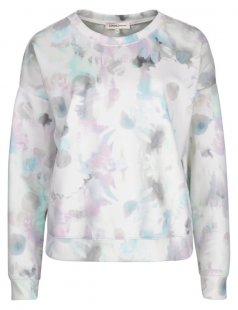 restricted Edition blurred floral perspiration top for springtime/summer 2014