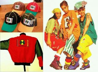Monday day Debate: The Worst Fashion styles Through the 80's and 90's!