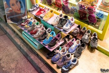 New Balance Sneakers - Tokyo Summer Fashion