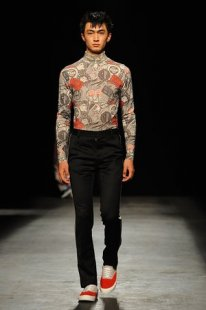 Patchwork at Topman Design.