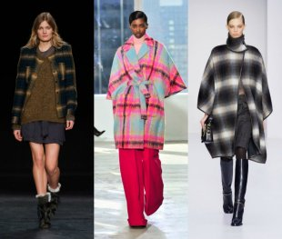 plaid trend autumn 2014 10 Accessible styles from Fall 2014 Runways