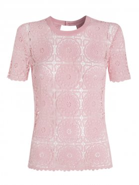 Red Herring lace top, £28, at Debenhams