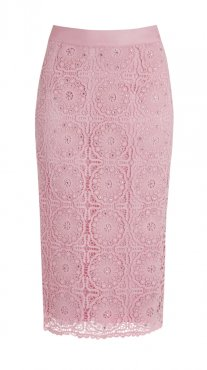 red-herring pink lace pen dress, £35, at Debenhams