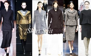 Fashion trends Fall 2014 Winter 2015