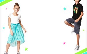 Fashion trends for Kids