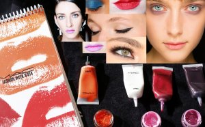 Fashion Week makeup trends 2014
