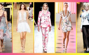 Spring 2015 Style trends